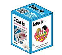 LOVE IS сливочные жевательные конфеты СЛИВКИ