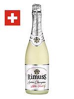 Шампанское безалкагольное Rimuss Apéro Champion Litchi Perl, белое, полусухое 0,75л