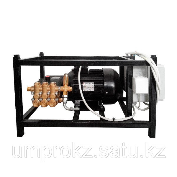 Аппарат высокого давления аква-1 (помпа bertolini + счетчик наработки)