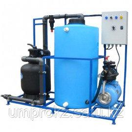 Система очистки воды арос 4