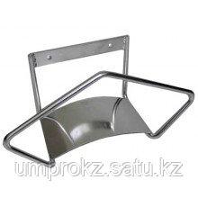 Держатель шланга настенный для автомойки (нержавеющая сталь)