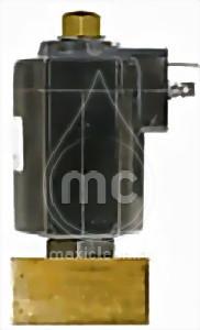 АК. Магнитный вентиль без розетки 0 - 180 bar.(24 V = пост. тока)