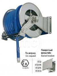 Барабан для шланга AV 1300 с инерционным механизмом (нерж. сталь)