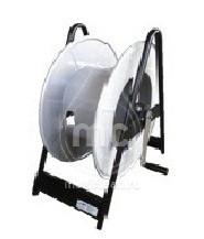 Ручной усиленный барабан из окрашенной стали для шланга AVM 9919 FE
