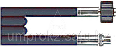 35m (600 бар,DN-06 износостойкий) Шланг сверхвысокого давления для прочистки труб