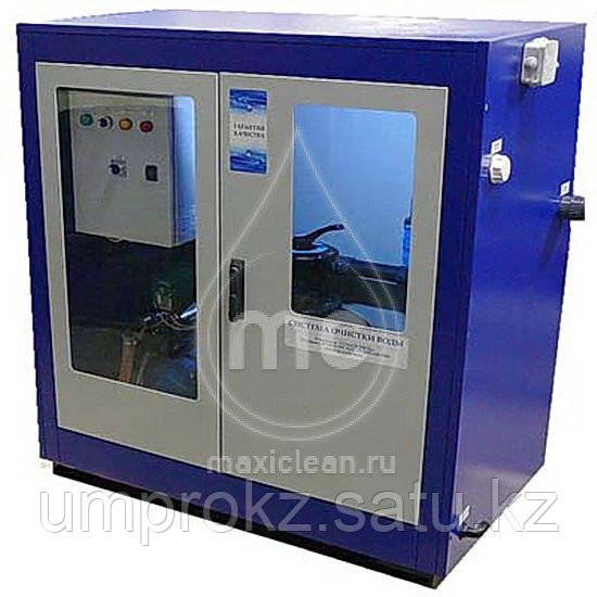 Система очистки воды для автомоек АРОС-4.2 ДК SafeBox (с дозатором хим. реагента)