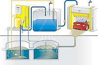 Система очистки воды АРОС-10 ДК (с дозатором хим. реагента и картриджным фильтром), фото 2