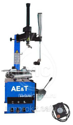 Шиномонтажный полуавтоматический стенд 523IT+ACAP 2004