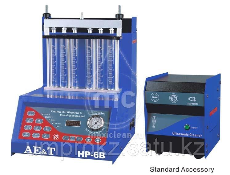 Установка для проверки с выносной ультразвуковой очисткой 6B