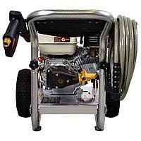 Аппарат высокого давления Посейдон B7-235-10-H-Al, 235 бар, 10 л/мин на алюминиевой раме, фото 2