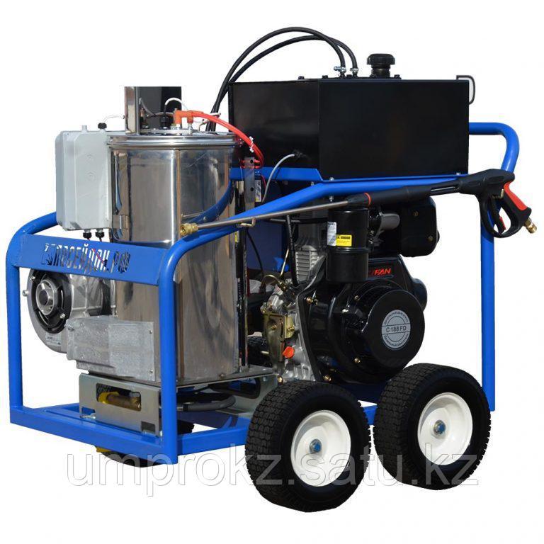 Серия аппаратов Посейдон D12-Th, 160-300 бар, 13-22 л/мин с подогревом воды