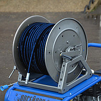 Водоструйный аппарат Посейдон В15-140-30 с бензоприводом 140 бар, 30 л/мин, фото 3
