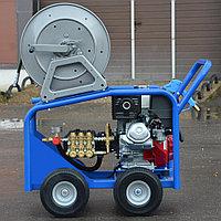 Водоструйный аппарат Посейдон В15-150-26 с бензоприводом 150 бар, 26 л/мин, фото 2