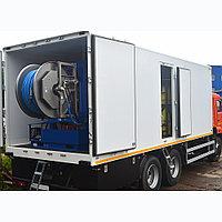 Серия водоструйных машин Посейдон D130S, 130 л.с., фото 2