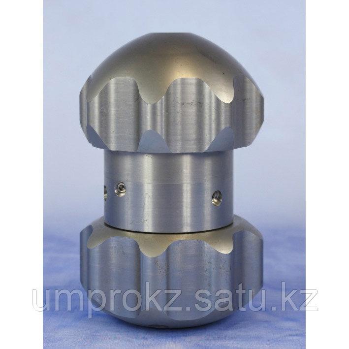 Виброфорсунка KEG (Германия) для прочистки труб с затвердевшими минеральными отложениями
