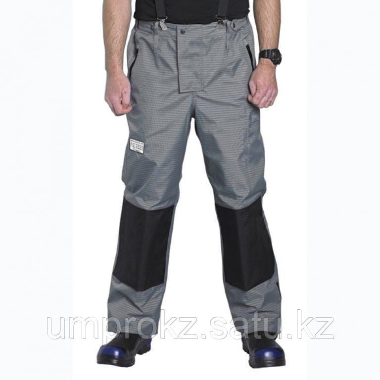 Защитные брюки TST ProOperator. Защита спереди. Уровень защиты 5/5/2
