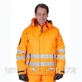 Защитная куртка с капюшоном TST ProOperator. Повышенная видимость. Защита спереди. Уровень защиты 5/5/2