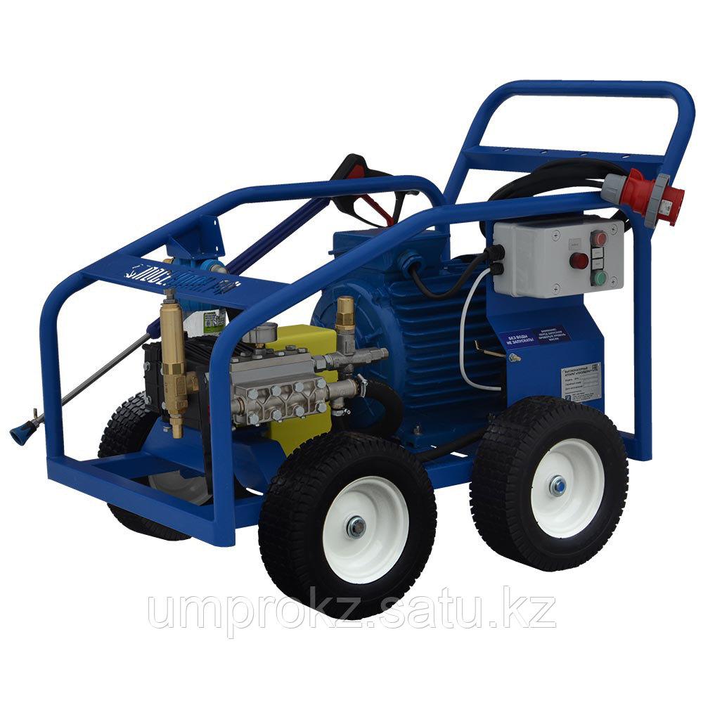 Гидродинамическая машина Посейдон E15-500-17 (ВНА-500-17), 500 бар, 17 л/мин