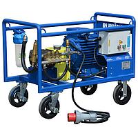 Водоструйный аппарат для труб и поверхностей E22-500-22 (ВНА-500-22), 22 кВт, 500 бар, 22 л/мин