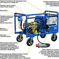 Водоструйный аппарат для труб и поверхностей E22-500-22 (ВНА-500-22), 22 кВт, 500 бар, 22 л/мин, фото 2