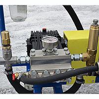 Гидродинамический аппарат E15-500-17-1Ex (ВНА-500-17 1Ex) взрывозащищенный, 500 бар, 17 л/мин, фото 4