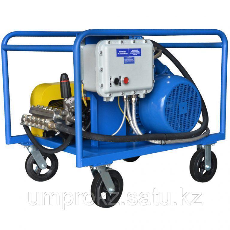 Водоструйный взрывозащищенный аппарат E30-500-30-1Ex (ВНА-500-30 1Ex), 500 бар, 30 л/мин