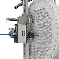 Система для дистанционного управления гибким копьем/шлангом при гидродинамической очистке труб, трубопроводов, фото 4