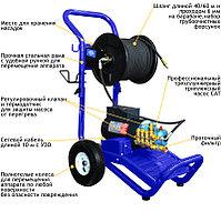 Гидродинамическая машина Посейдон Е3-210-10 (ВНА-210-10), 210 бар, 10 л/мин, фото 4