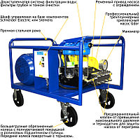 Серия высоконапорных аппаратов Посейдон 30 кВт (ВНА-800-20, ВНА-1000-15), фото 2