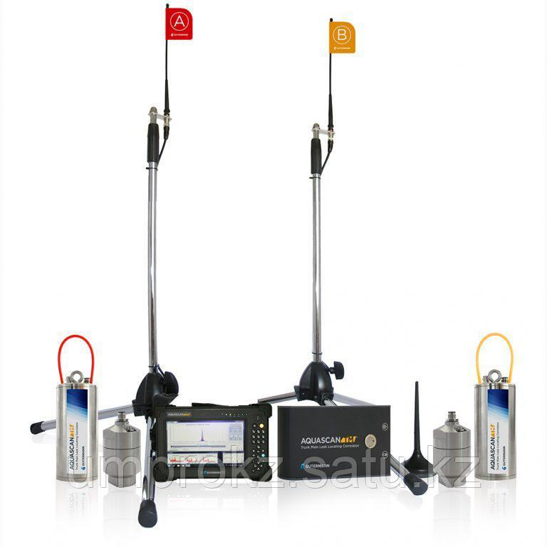 Корреляционный течеискатель воды Aquascan TM2