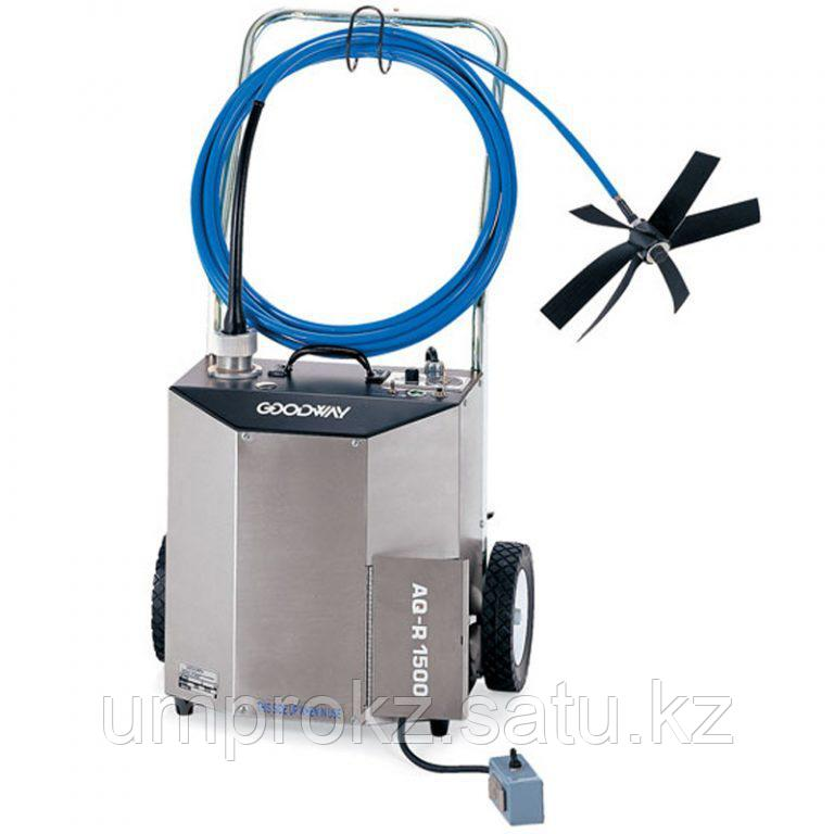 Роторный очиститель воздуховодов AQ-R1500B