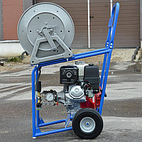 Гидродинамическая машина Посейдон B15-240-20, 240 бар, 20 л/мин, фото 2