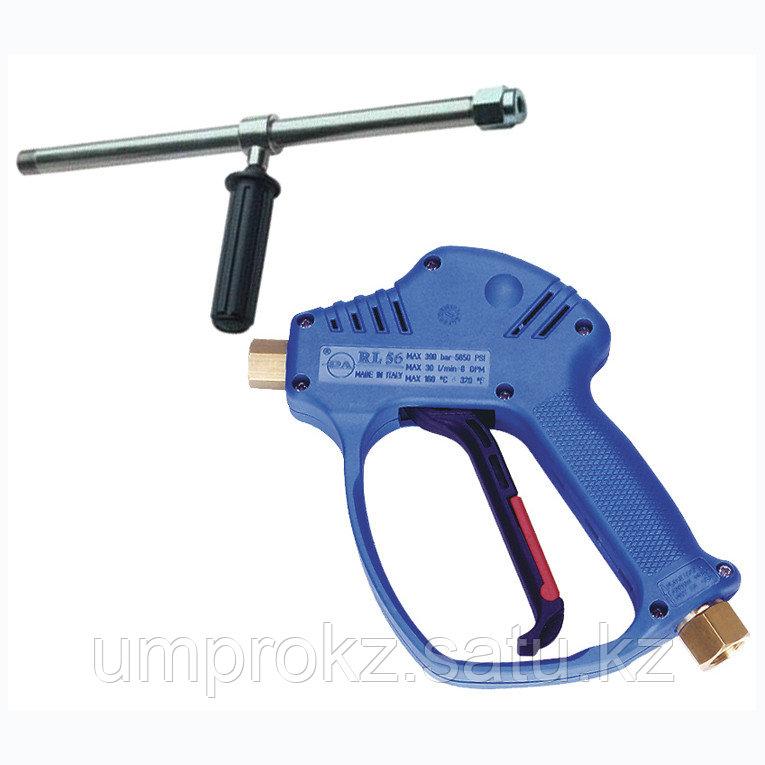 Пистолеты и копья для очистки поверхностей (до 600 бар)