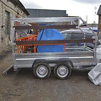 Каналопромывочная машина ПРЕУС Б2055КР Гудзон на прицепе, фото 3
