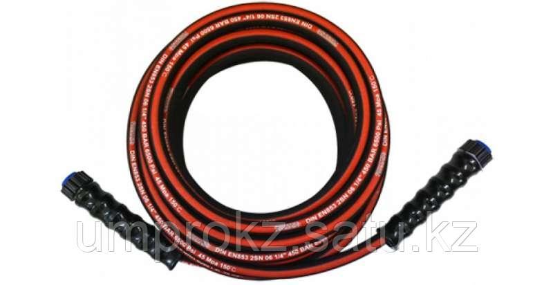 Резиновый шланг высокого давления 10 м/ М22х1,5