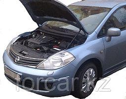 Амортизаторы (упоры) капота для Nissan Tiida