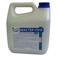 Мастер-Пул 3л КАНИСТРА., безхлорное жидкое ср-во 4 в 1 обеззараж. и чистки воды, фото 1