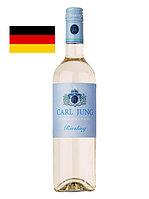 Вино безалкогольное Carl Jung Riesling белое, сухое 0,75л