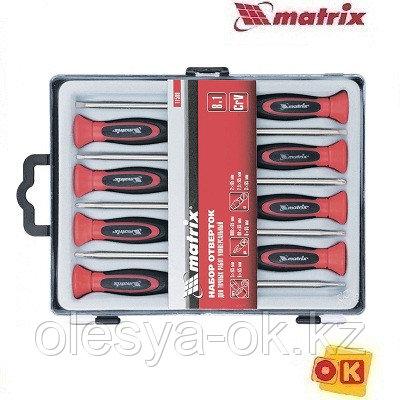 Набор для мобильных телефонов 8 шт, для точных работ.  MATRIX 11589