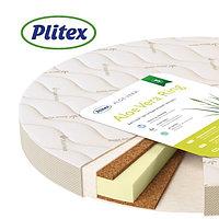Матрац для круглой кроватки Plitex Aloe vera Ring 74*74 см, фото 1