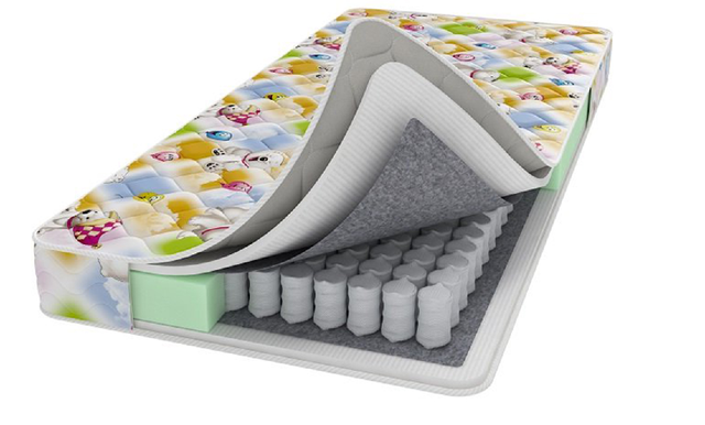 Детские матрасы для подростковый кроватей