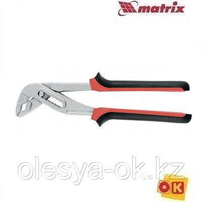 Клещи переставные 250 мм. MATRIX 15701