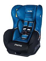 Автокресло PRIMO Luxe Blue 0-25кг (Nania, Франция)