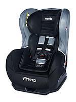Автокресло PRIMO Luxe Grey 0-25кг (Nania, Франция)