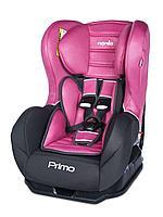 Автокресло PRIMO Luxe Pink 0-25кг (Nania, Франция)