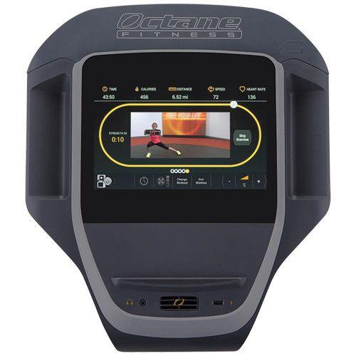 Эллиптический тренажер Octane XT-ONE Smart Dark Grey - фото 3