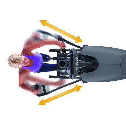 Эллиптический тренажер Octane XT-ONE Smart Dark Grey - фото 7