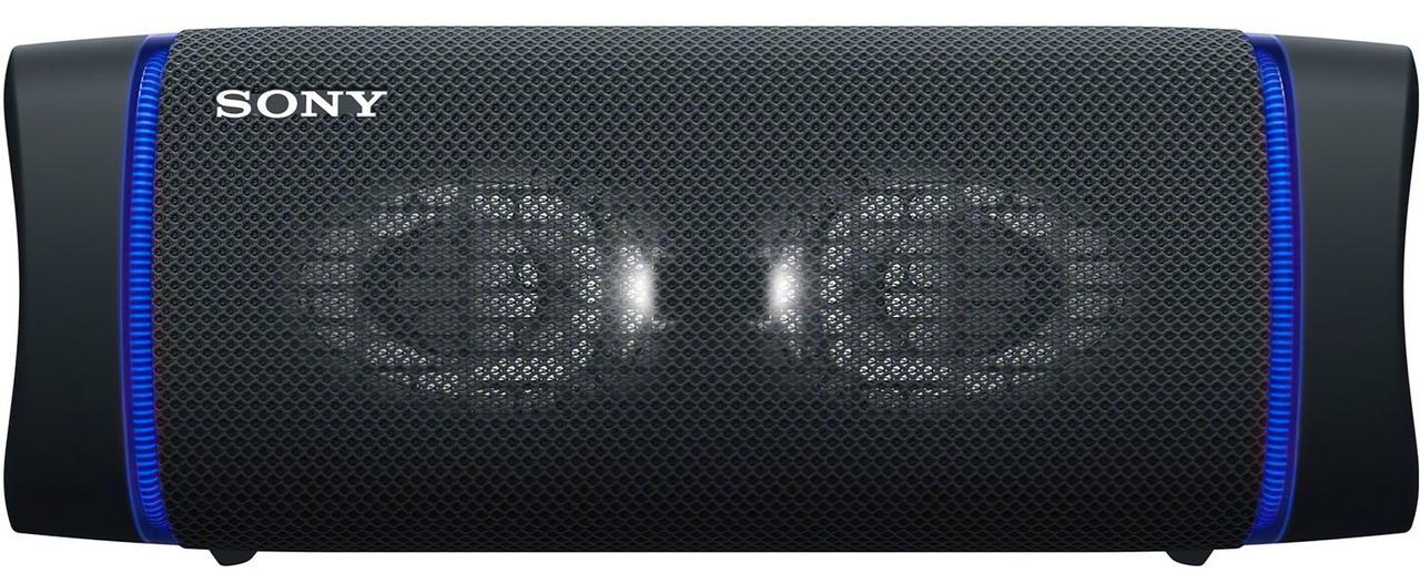 Портативная колонка Sony SRS-XB33 черный / - фото 3