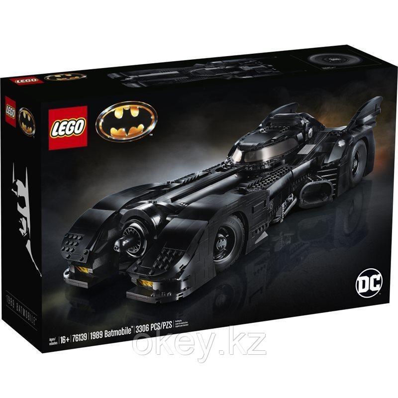 LEGO Super Heroes: 1989 Batmobile 76139