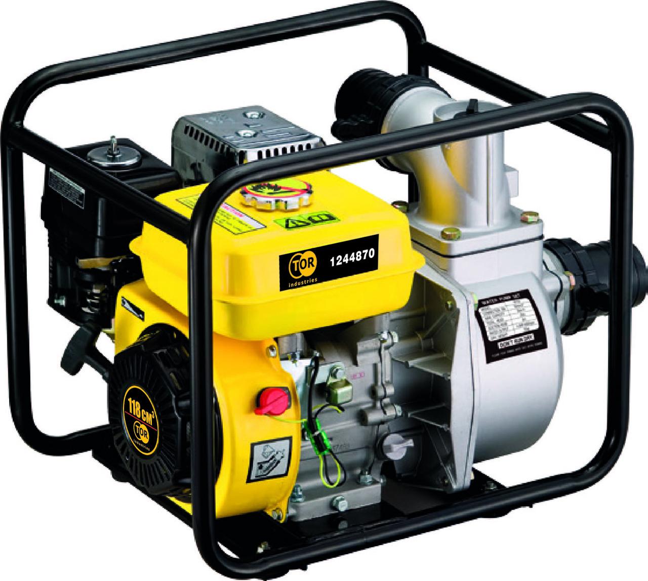 Мотопомпа бензиновая для чистой воды TOR TR20X